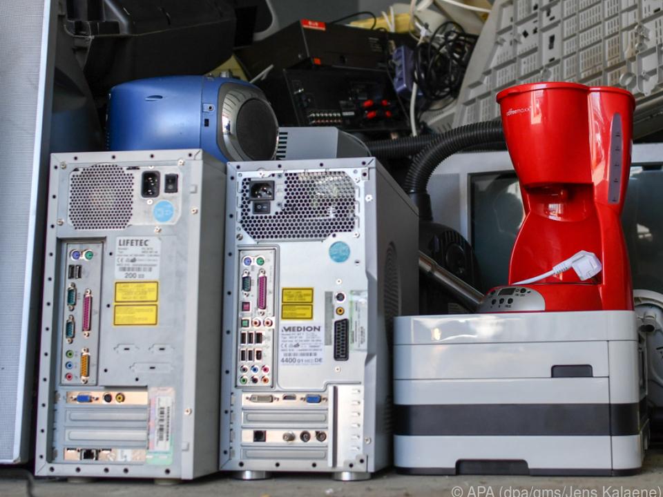 Wer ausgediente Hardware weggeben will, sollte tunlichst alle Daten löschen