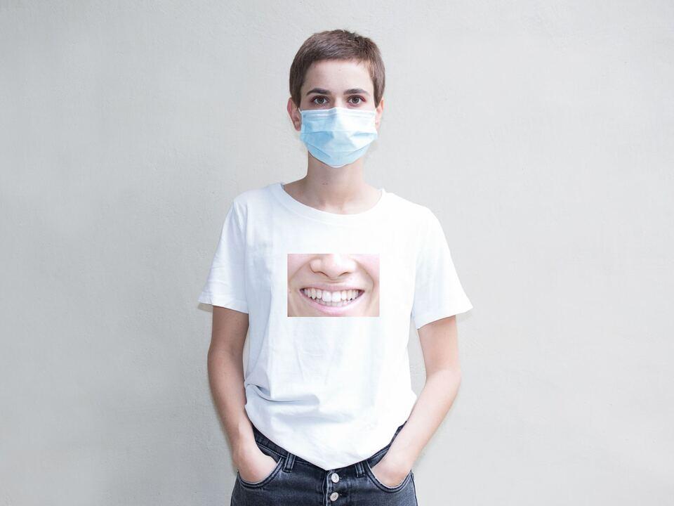 Unter der Maske, AliPaloma