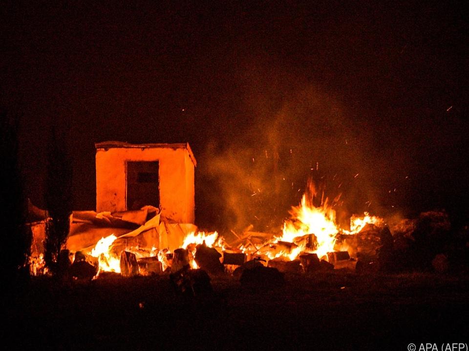 Waffenruhe in Berg-Karabach