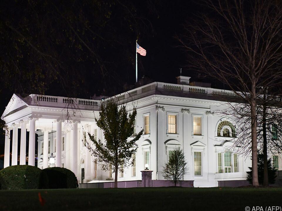 Weißes Haus bekommt neue Bewohner