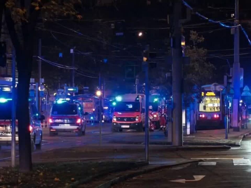 Wien Schießerei