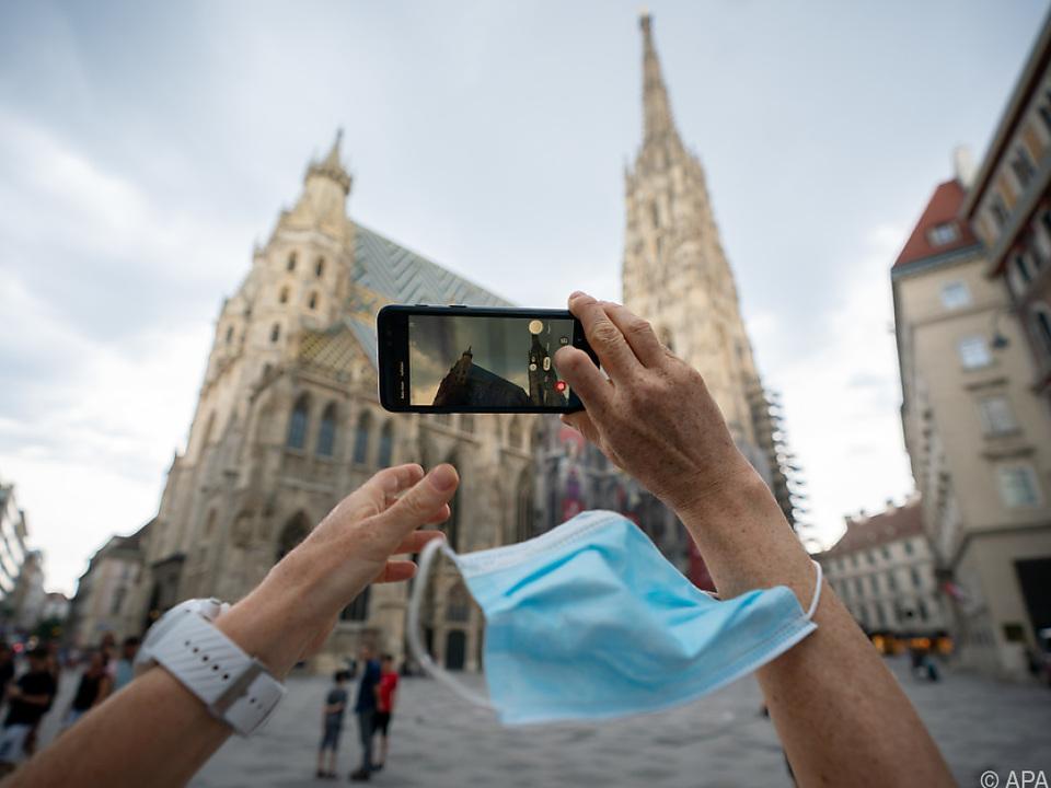 Wien von ausbleibenden Touristen besonders stark betroffen