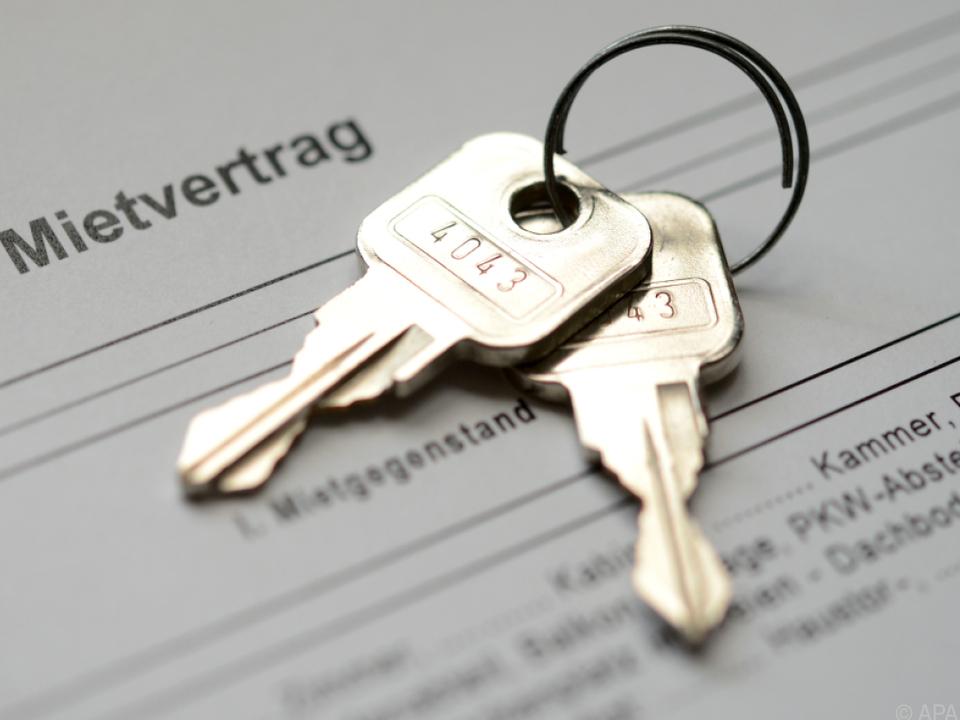 Wohnungen zu vermieten bleibt ein einträgliches Geschäft
