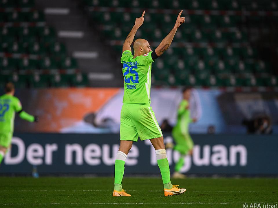 Wolfsburg bleibt in dieser Saison weiter ungeschlagen