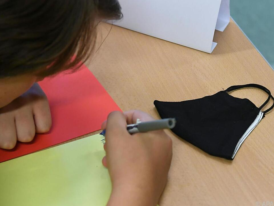 Zahl der Coronainfektionen bei Schülern sank seit Schulbeginn