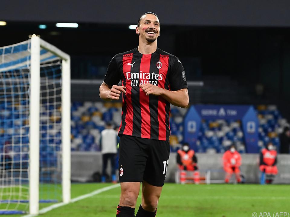 Zlatan Ibrahimovic will sein Konterfei für kein Videospiel hergeben