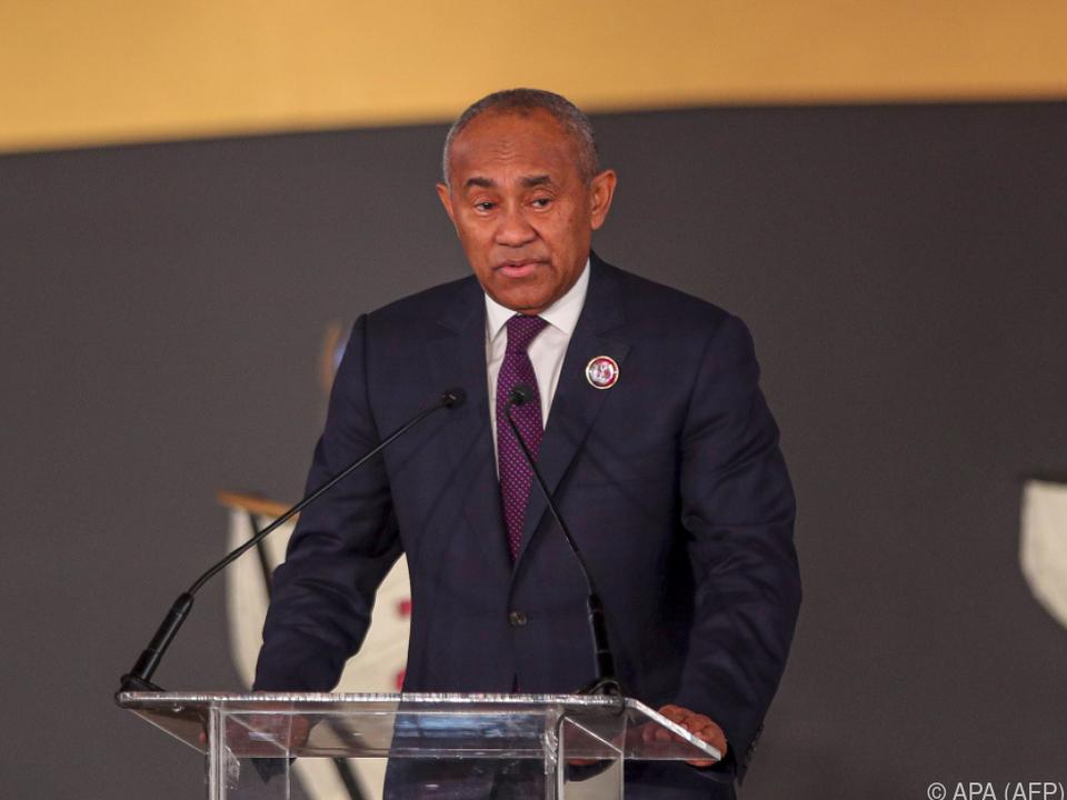 Zwangspause für den Funktionär aus Madagaskar