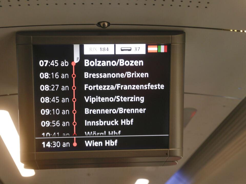 Zug Railjet