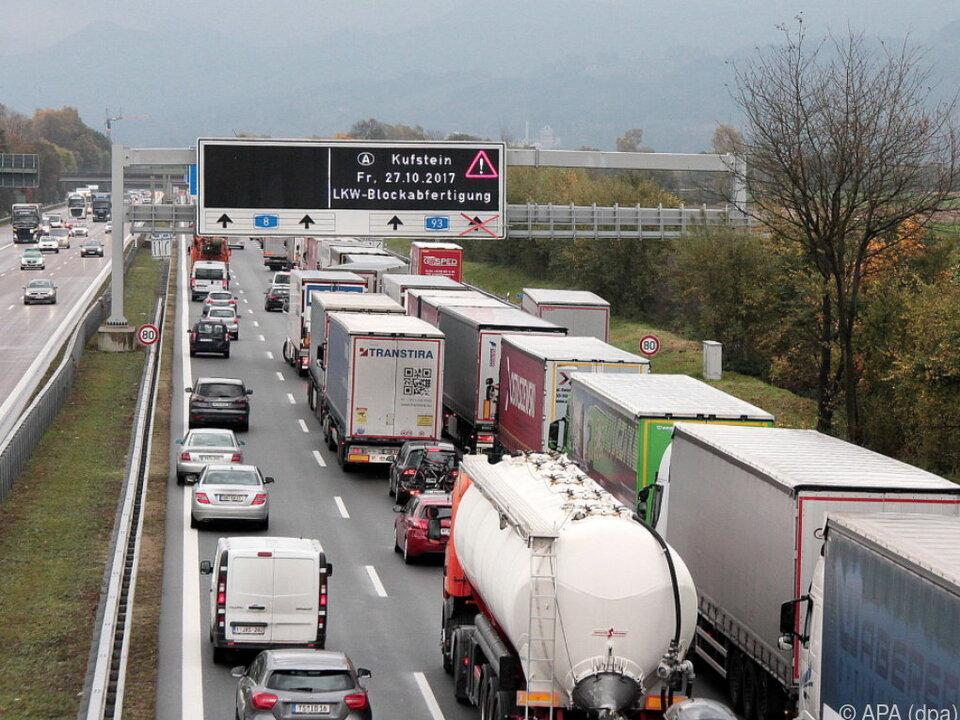Bayern fordert freie Fahrt für Lkw der Klasse Euro 6