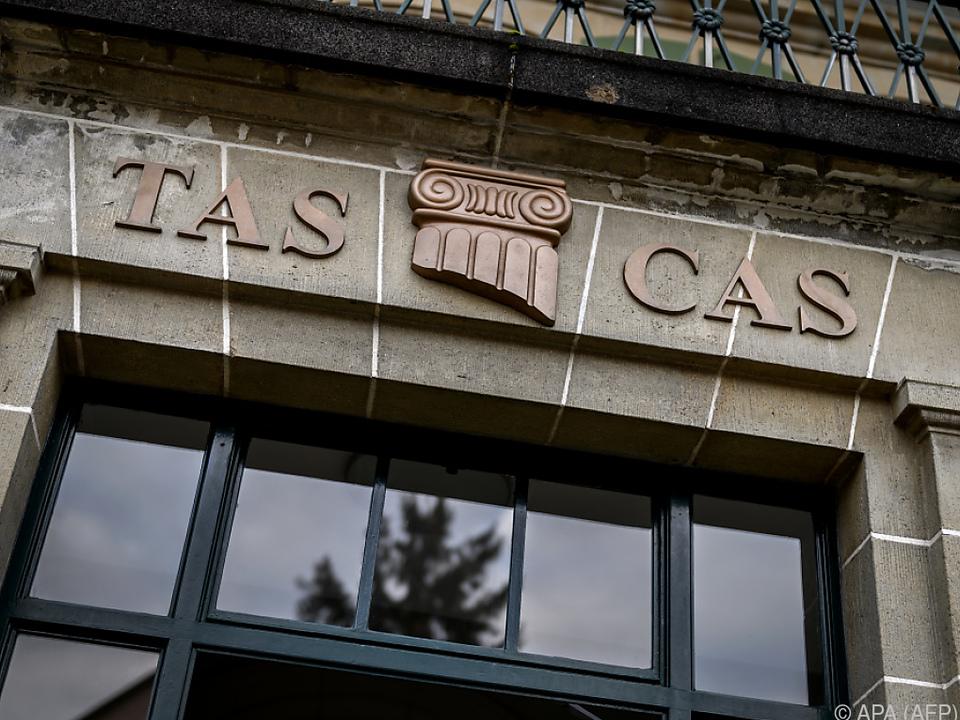 CAS-Urteil: Russland zwei Jahre gesperrt