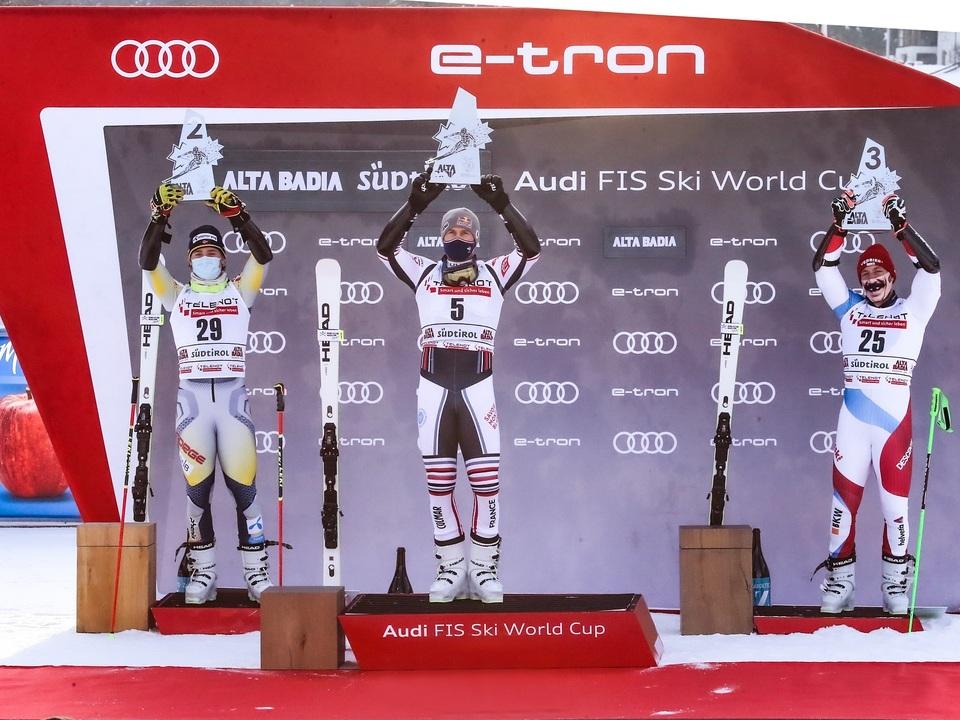 Alta Badia_Skiworldcup_Giant Slalom © freddy planinschek
