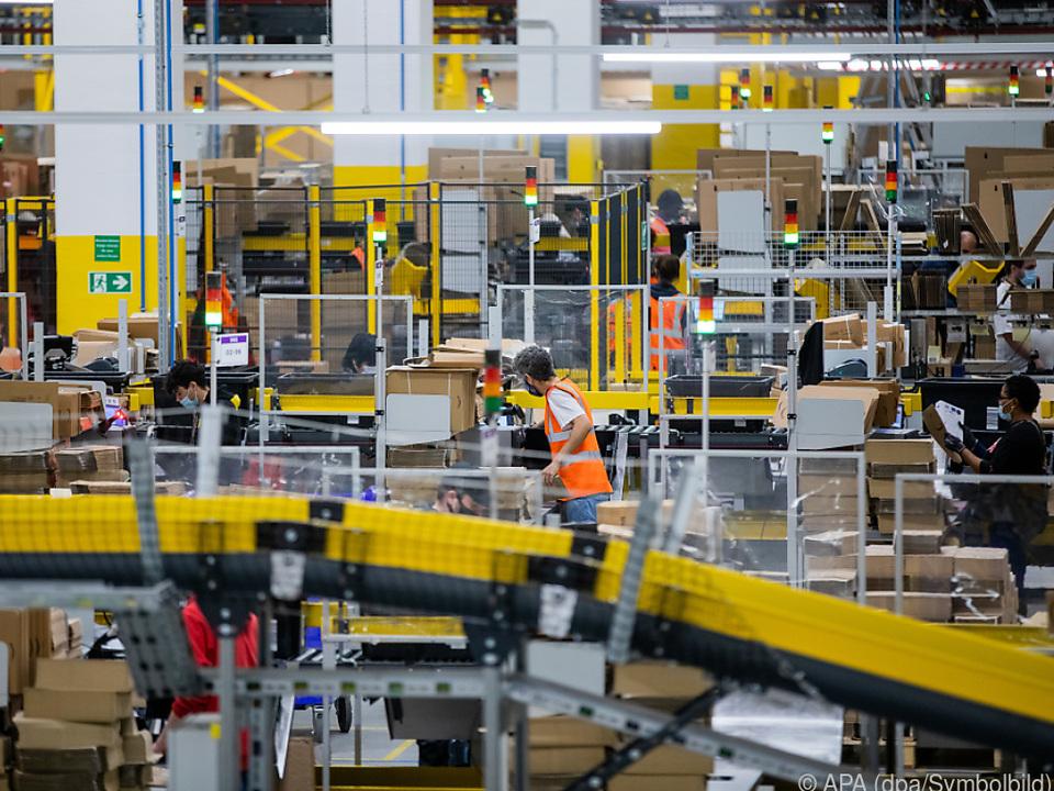 Amazon fürchtet sich vor Ausbruch der Krankheit