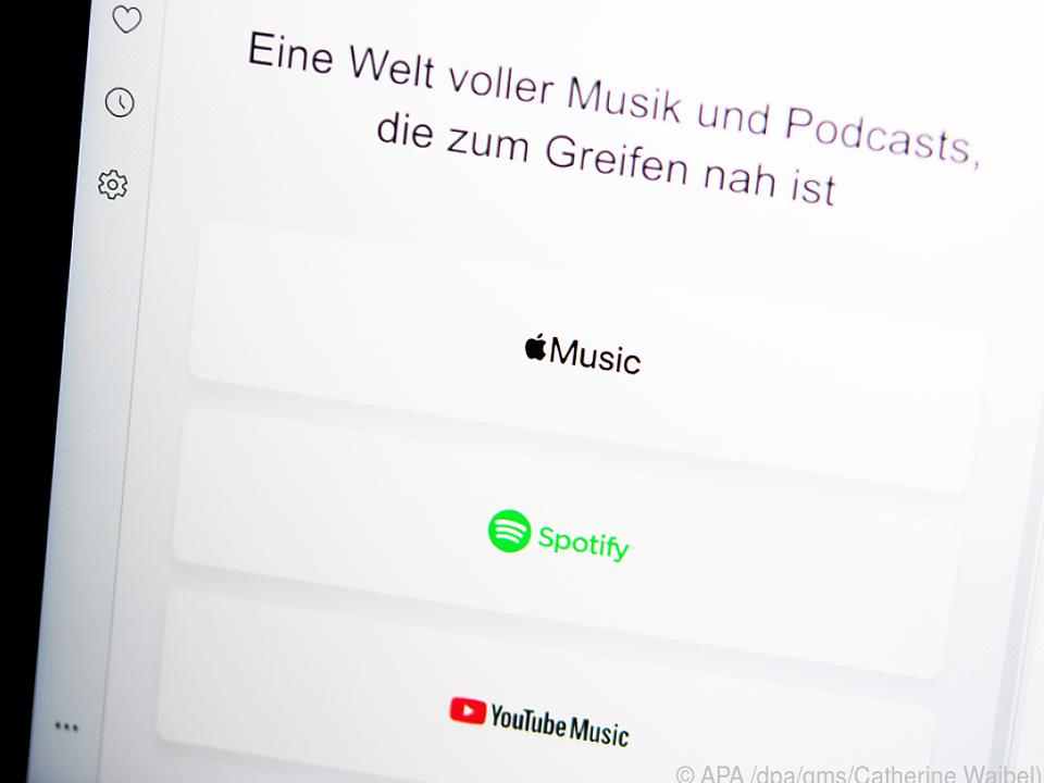 Apple Music, Spotify oder Youtube Music: Opera-User haben die Wahl