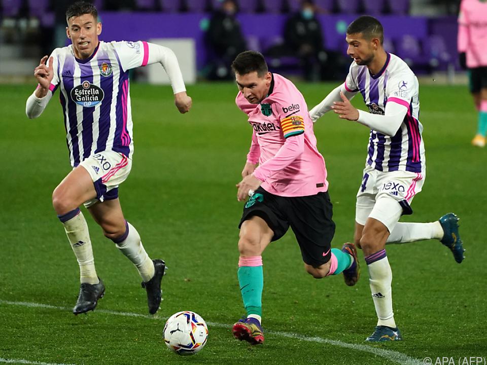 Messi lässt Zukunft offen