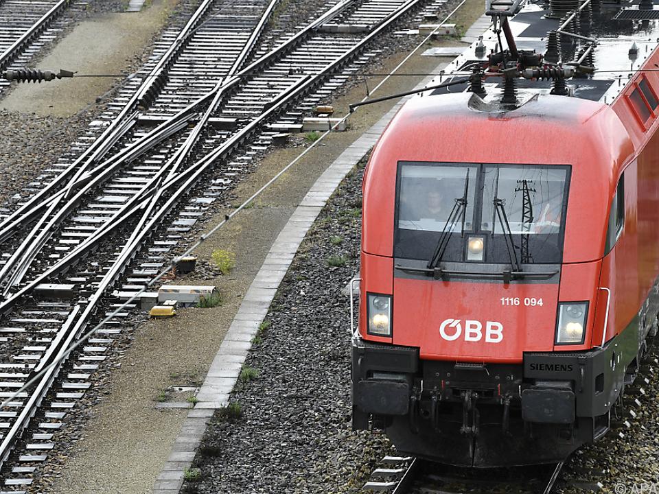 ÖBB-Züge heuer zu Weihnachten wohl leerer als gewohnt