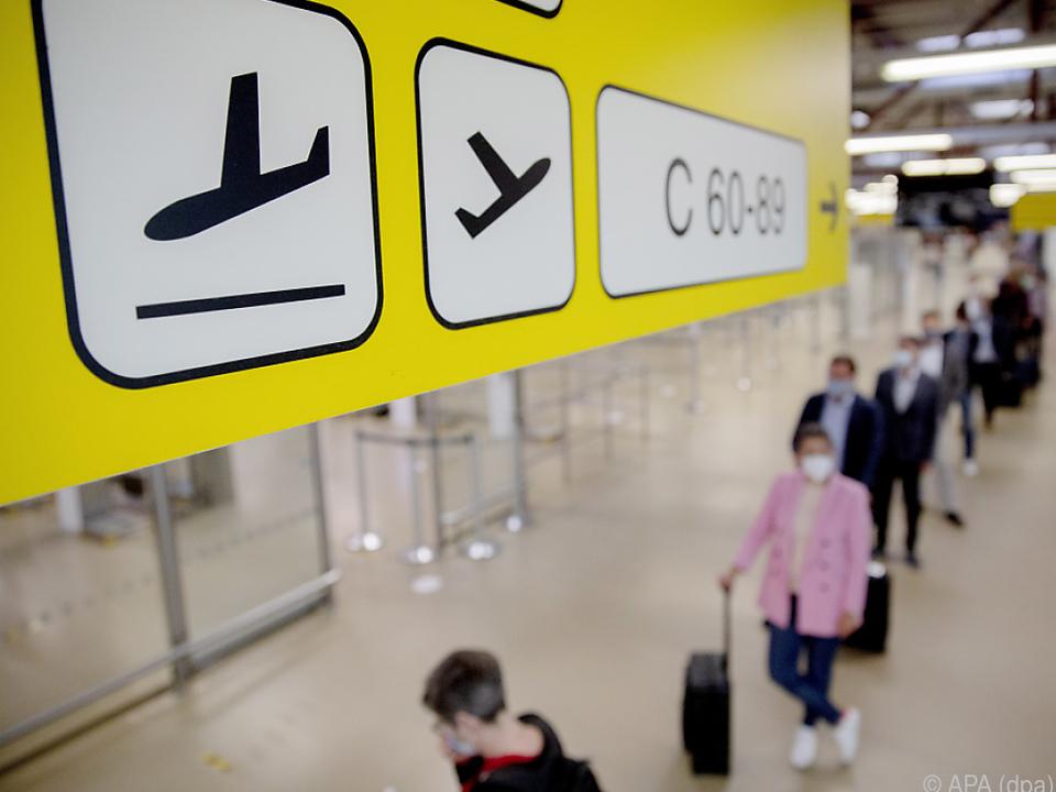 Landeverbote bis mindestens 10. Jänner