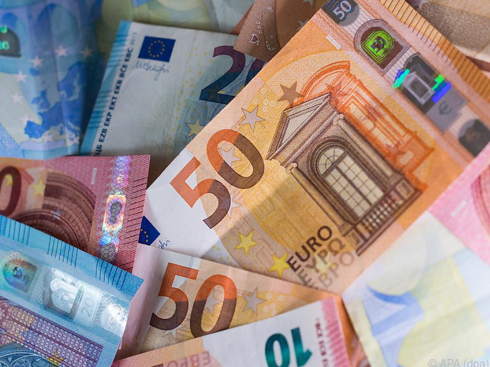 Bargeld steht in Österreich weiterhin hoch im Kurs