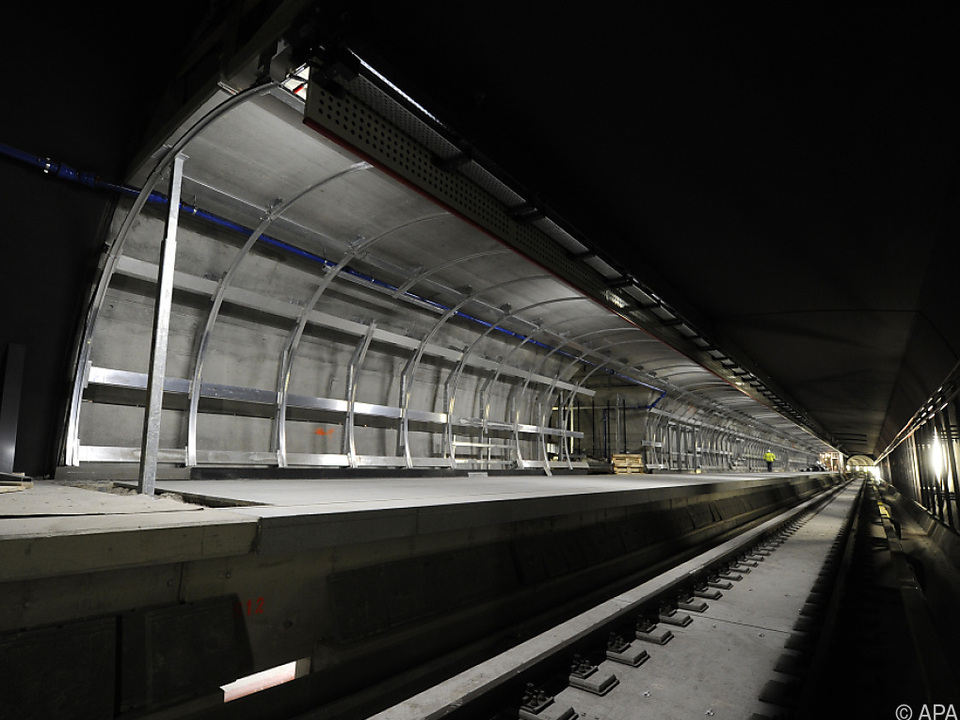 U-Bahn-Großauftrag für Strabag und Porr