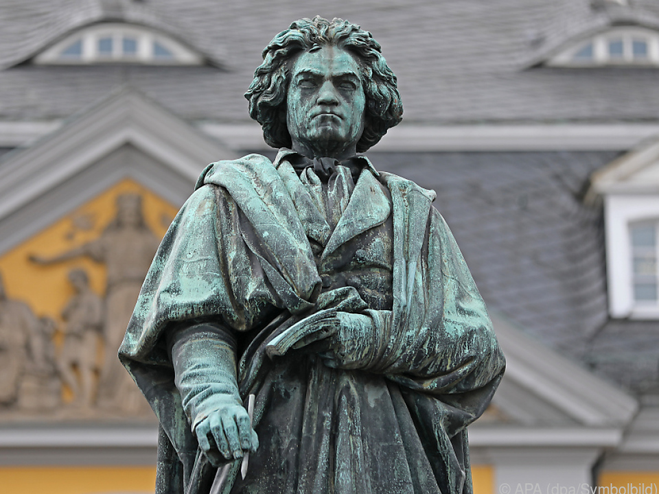 Beethoven wäre dieser Tage 250 Jahre alt geworden