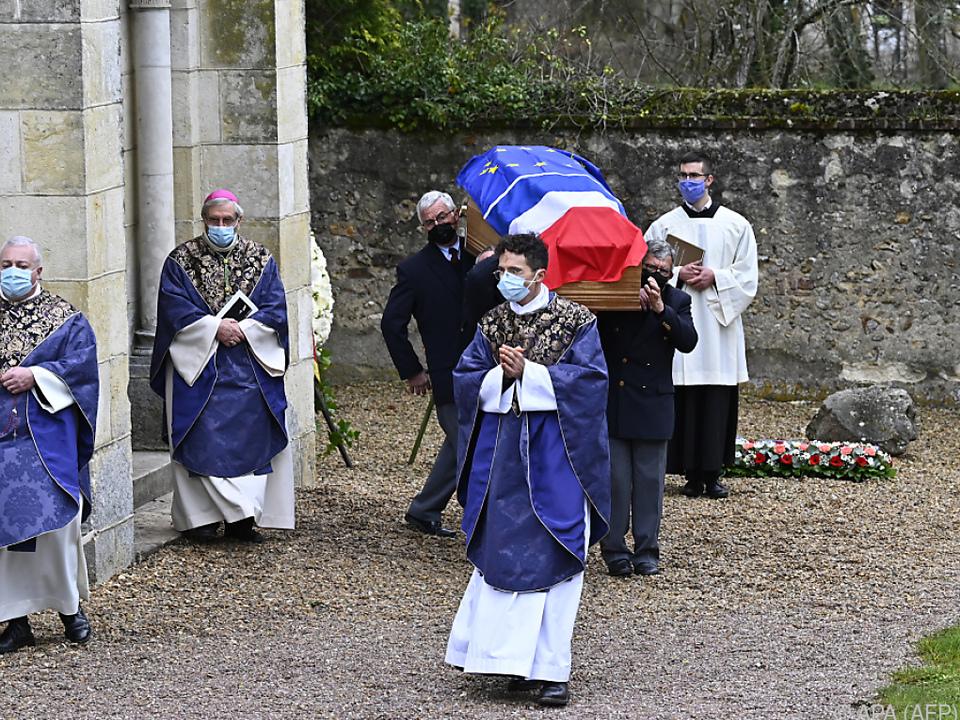 Beisetzung im engsten Familienkreis