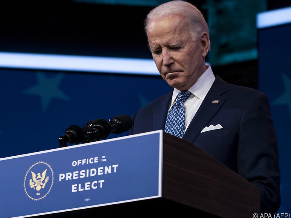 Biden: \