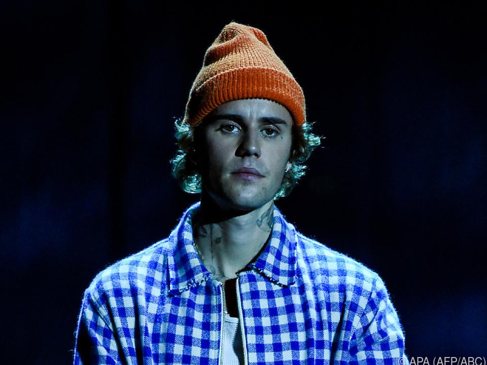 Bieber kooperiert mit Klinikchor