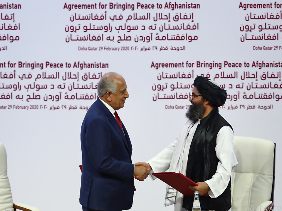 Verhandelt wird in Katar