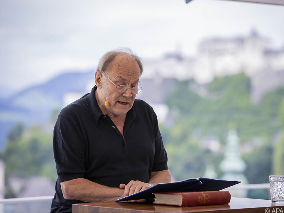 Brandauer spielt Strafverteidiger Konrad Biegler