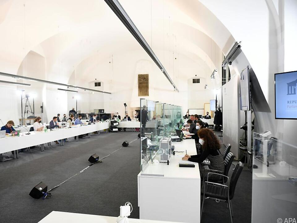 Der Ibiza-Untersuchungsausschuss wartet noch immer auf Kathrin Glock