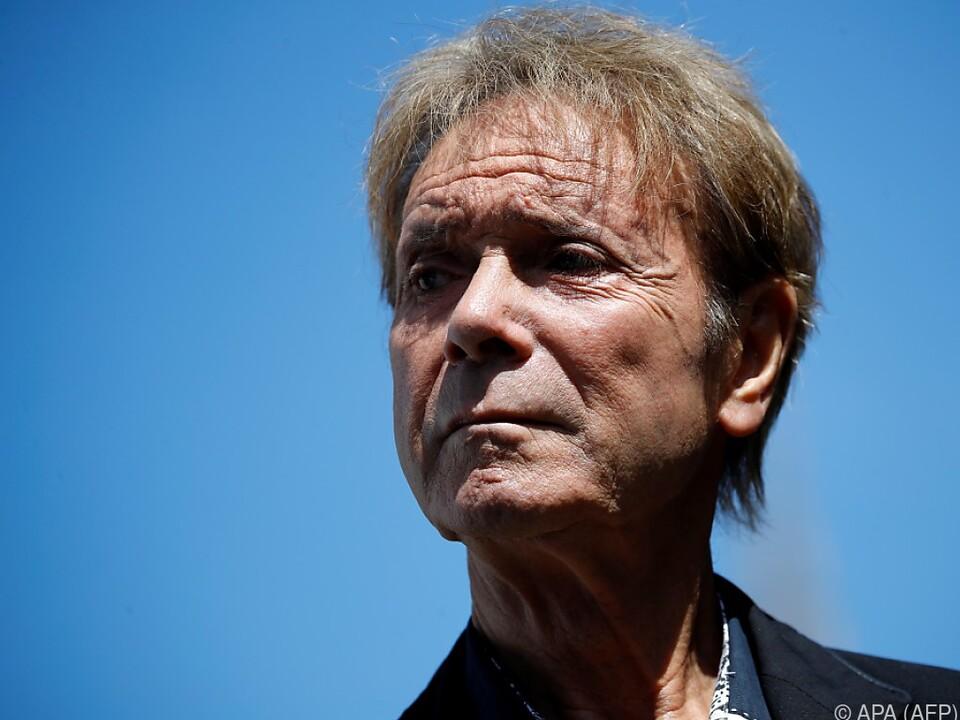 Cliff Richard (80) blickt auf eine lange Karriere zurück