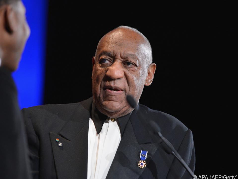 Cosbys Berufungsantrag wird geprüft