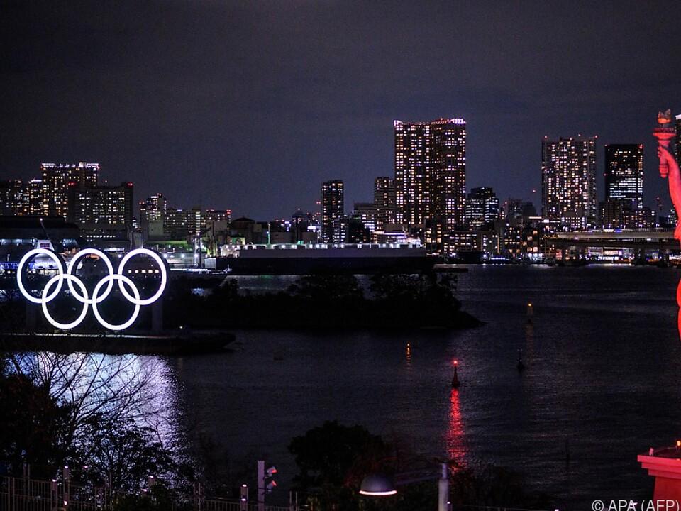 Olympia in Tokio wird doppelt so teuer