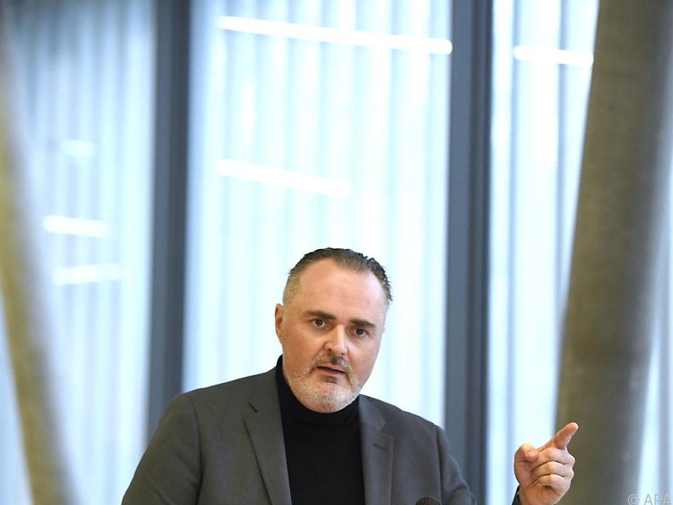 Der burgenländische Landeshauptmann Doskozil