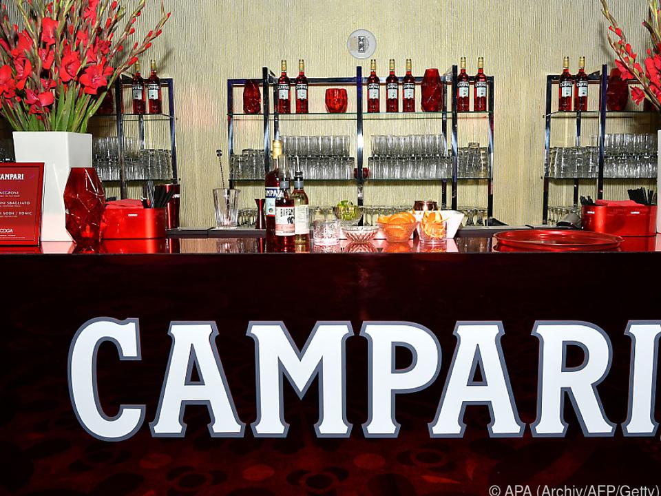 Daten über Campari-Mitarbeiter gestohlen