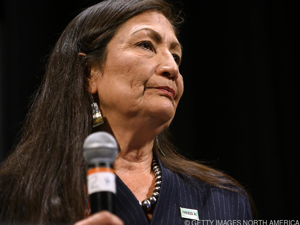 Deb Haaland soll erste indigene Ministerin der USA werden