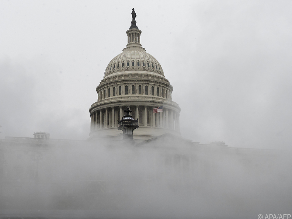 US-Kongress streitet über Konjunkturpaket