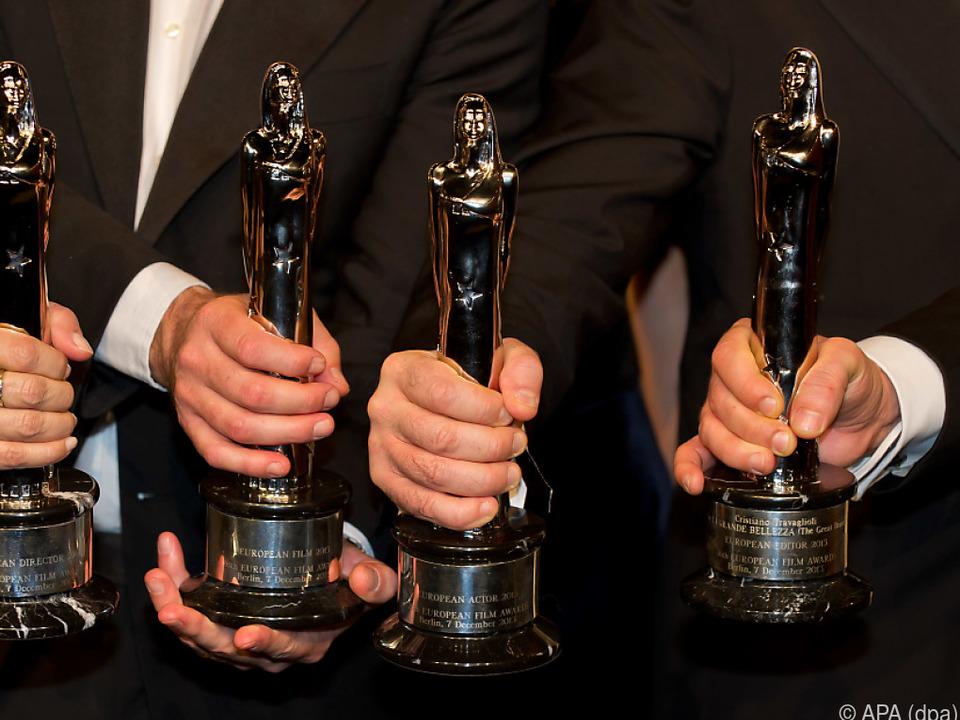 Der Europäische Filmpreis wird vergeben