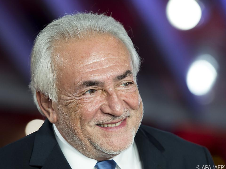 Der frühere IWF-Chef Dominique Strauss-Kahn