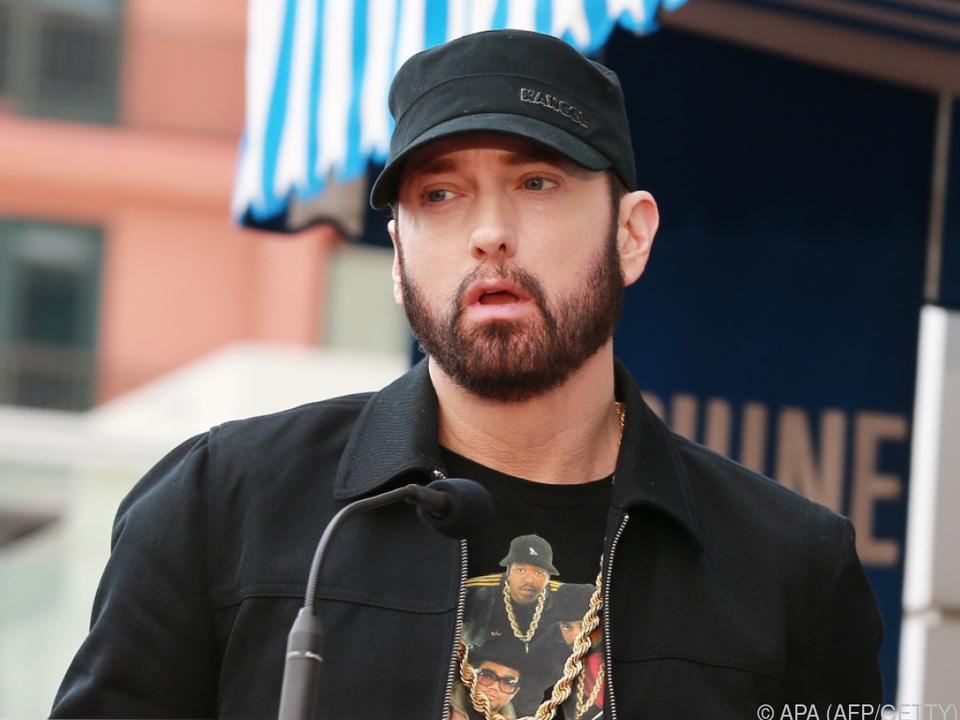 Der Rapper entschuldigte sich für frauenfeindliche Äußerungen