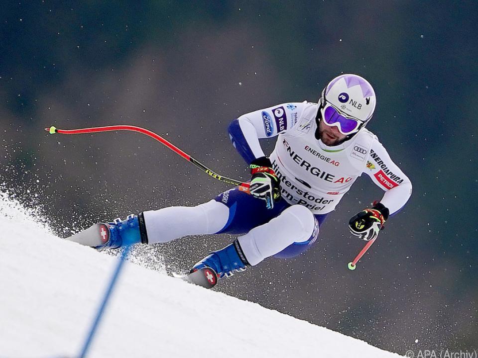 Der Slowene fuhr zu seinem ersten Weltcup-Sieg