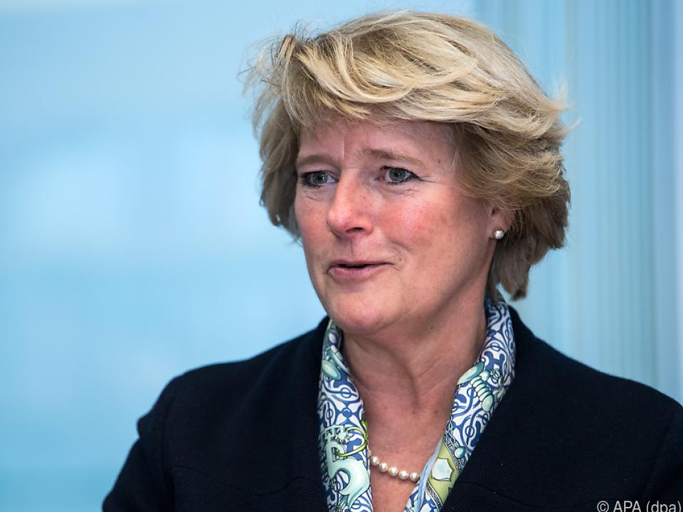 Deutsche Kulturstaatsministerin Monika Grütters (Archivbild)