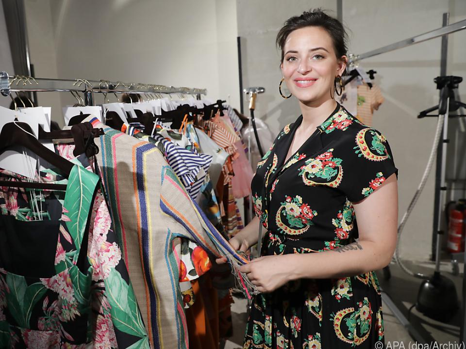 Die Designerin eröffnete am Mittwoch ihren dritten Standort
