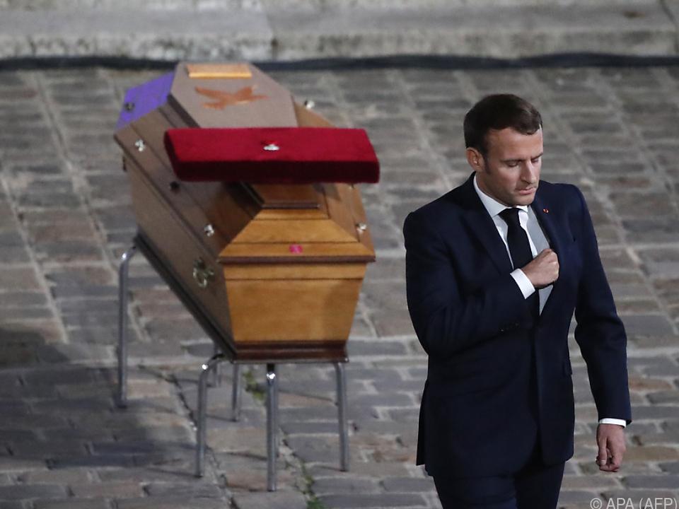 Die Ermordung von Lehrer Samuel Paty schockte ganz Frankreich