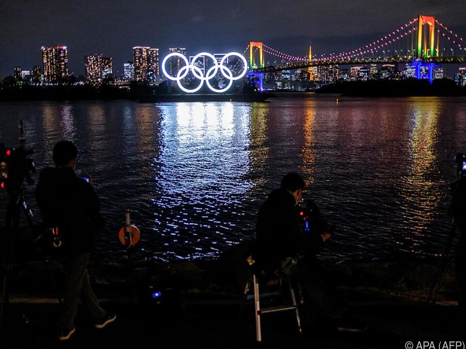 Die Olympischen Spiele kommen Tokio teuer zu stehen
