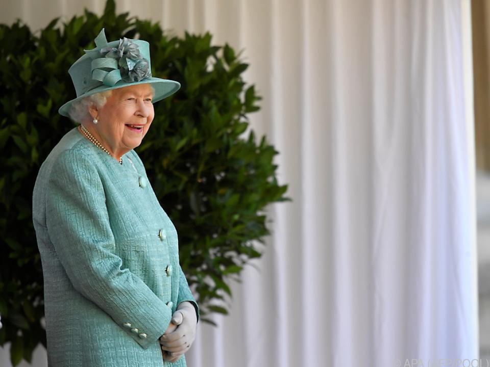 Die Queen verweilt zu Weihnachten heuer in Windsor