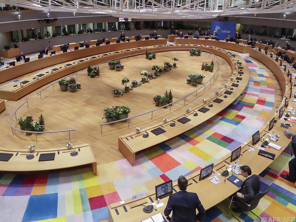 EU-Gipfel verschärft Vorgehen gegen die Türkei