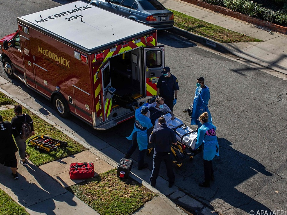 Die Zahl der Patienten in den Krankenhäusern steigt