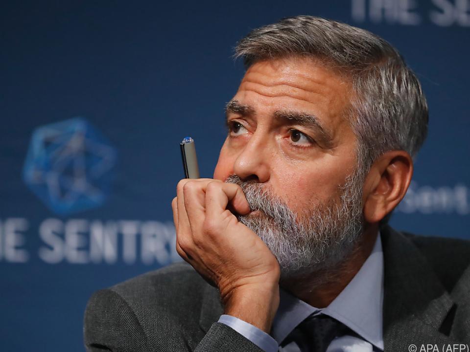 Düstere Welt für Clooney als Zukunftsvision nicht völlig ausgeschlossen
