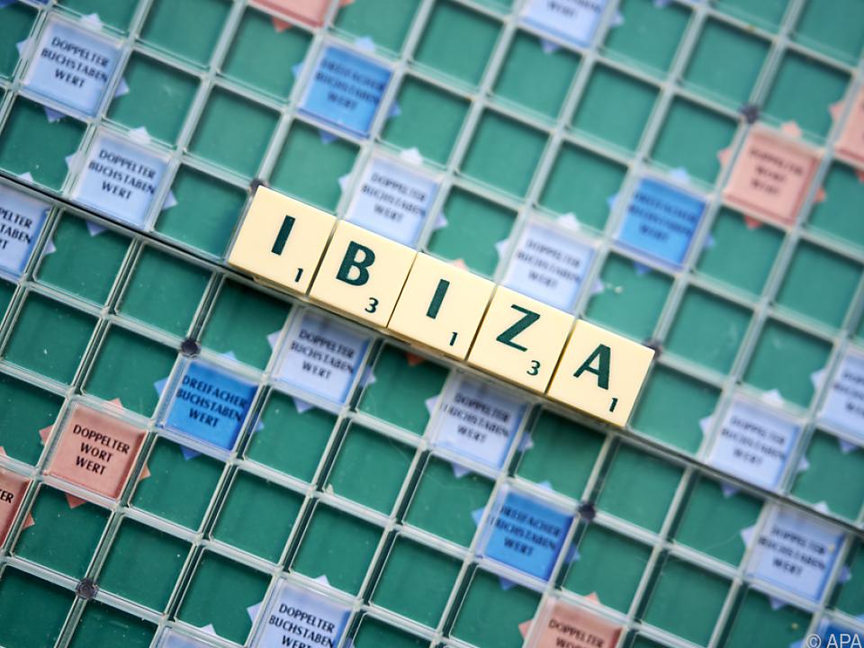 Vorbereitungen für Ibiza-Video-Vorführung im U-Ausschuss