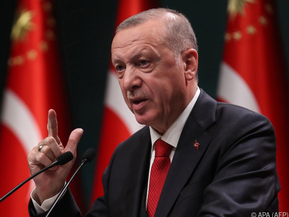 Erdogan scheut den Konflikt mit der EU nicht